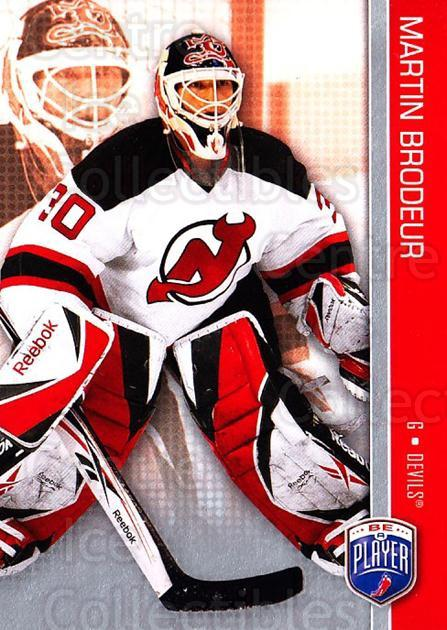 2008-09 Be A Player #103 Martin Brodeur<br/>2 In Stock - $3.00 each - <a href=https://centericecollectibles.foxycart.com/cart?name=2008-09%20Be%20A%20Player%20%23103%20Martin%20Brodeur...&quantity_max=2&price=$3.00&code=514904 class=foxycart> Buy it now! </a>