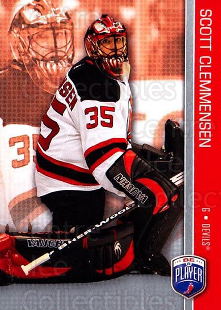 2008-09 Be A Player #108 Scott Clemmensen<br/>3 In Stock - $2.00 each - <a href=https://centericecollectibles.foxycart.com/cart?name=2008-09%20Be%20A%20Player%20%23108%20Scott%20Clemmense...&quantity_max=3&price=$2.00&code=514909 class=foxycart> Buy it now! </a>