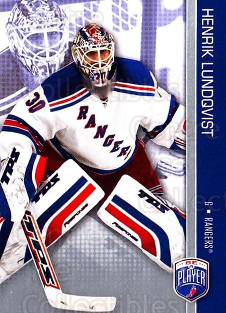 2008-09 Be A Player #120 Henrik Lundqvist<br/>2 In Stock - $2.00 each - <a href=https://centericecollectibles.foxycart.com/cart?name=2008-09%20Be%20A%20Player%20%23120%20Henrik%20Lundqvis...&quantity_max=2&price=$2.00&code=514921 class=foxycart> Buy it now! </a>