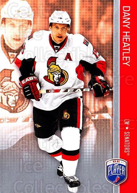 2008-09 Be A Player #122 Dany Heatley<br/>3 In Stock - $2.00 each - <a href=https://centericecollectibles.foxycart.com/cart?name=2008-09%20Be%20A%20Player%20%23122%20Dany%20Heatley...&quantity_max=3&price=$2.00&code=514923 class=foxycart> Buy it now! </a>
