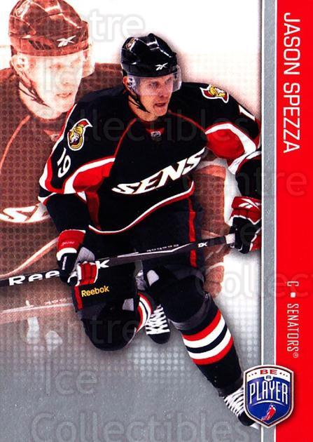 2008-09 Be A Player #124 Jason Spezza<br/>3 In Stock - $2.00 each - <a href=https://centericecollectibles.foxycart.com/cart?name=2008-09%20Be%20A%20Player%20%23124%20Jason%20Spezza...&quantity_max=3&price=$2.00&code=514925 class=foxycart> Buy it now! </a>