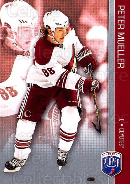 2008-09 Be A Player #134 Peter Mueller<br/>2 In Stock - $2.00 each - <a href=https://centericecollectibles.foxycart.com/cart?name=2008-09%20Be%20A%20Player%20%23134%20Peter%20Mueller...&quantity_max=2&price=$2.00&code=514935 class=foxycart> Buy it now! </a>