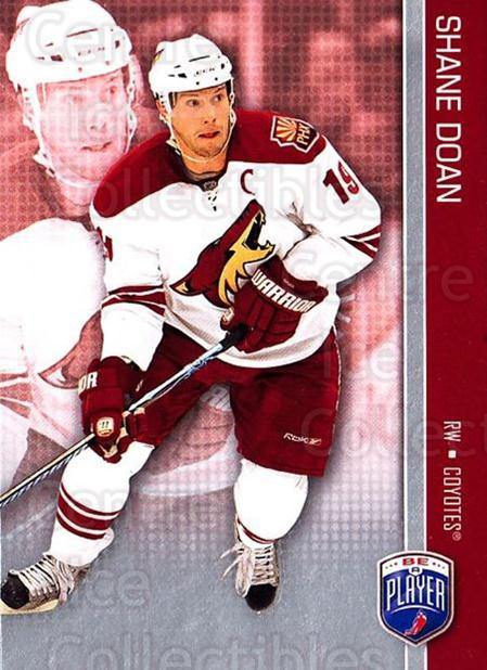 2008-09 Be A Player #135 Shane Doan<br/>3 In Stock - $2.00 each - <a href=https://centericecollectibles.foxycart.com/cart?name=2008-09%20Be%20A%20Player%20%23135%20Shane%20Doan...&quantity_max=3&price=$2.00&code=514936 class=foxycart> Buy it now! </a>