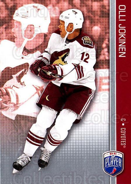 2008-09 Be A Player #136 Olli Jokinen<br/>1 In Stock - $2.00 each - <a href=https://centericecollectibles.foxycart.com/cart?name=2008-09%20Be%20A%20Player%20%23136%20Olli%20Jokinen...&quantity_max=1&price=$2.00&code=514937 class=foxycart> Buy it now! </a>