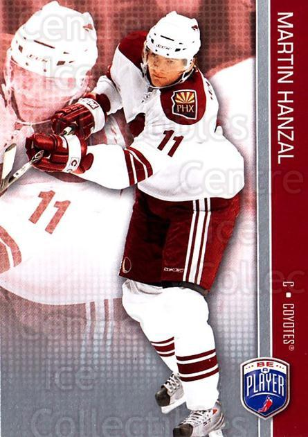 2008-09 Be A Player #138 Martin Hanzal<br/>3 In Stock - $2.00 each - <a href=https://centericecollectibles.foxycart.com/cart?name=2008-09%20Be%20A%20Player%20%23138%20Martin%20Hanzal...&quantity_max=3&price=$2.00&code=514939 class=foxycart> Buy it now! </a>