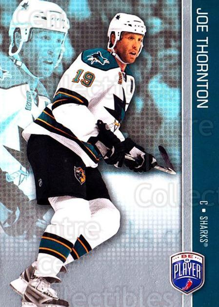 2008-09 Be A Player #147 Joe Thornton<br/>3 In Stock - $2.00 each - <a href=https://centericecollectibles.foxycart.com/cart?name=2008-09%20Be%20A%20Player%20%23147%20Joe%20Thornton...&quantity_max=3&price=$2.00&code=514948 class=foxycart> Buy it now! </a>