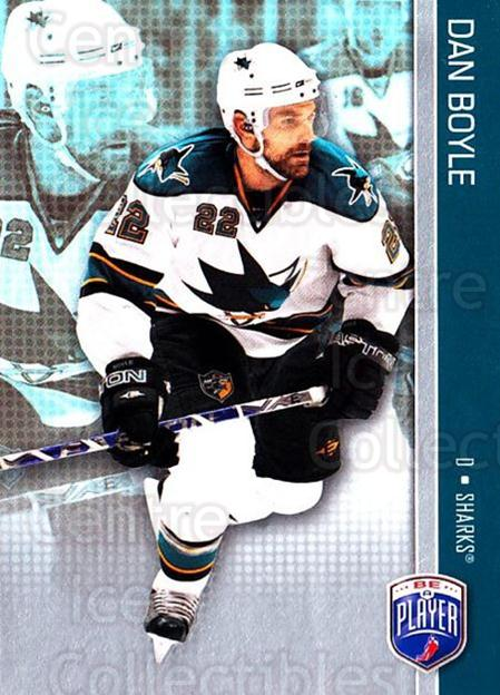 2008-09 Be A Player #151 Dan Boyle<br/>3 In Stock - $2.00 each - <a href=https://centericecollectibles.foxycart.com/cart?name=2008-09%20Be%20A%20Player%20%23151%20Dan%20Boyle...&quantity_max=3&price=$2.00&code=514952 class=foxycart> Buy it now! </a>