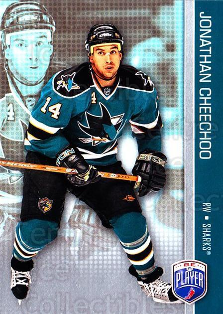 2008-09 Be A Player #152 Jonathan Cheechoo<br/>3 In Stock - $2.00 each - <a href=https://centericecollectibles.foxycart.com/cart?name=2008-09%20Be%20A%20Player%20%23152%20Jonathan%20Cheech...&quantity_max=3&price=$2.00&code=514953 class=foxycart> Buy it now! </a>