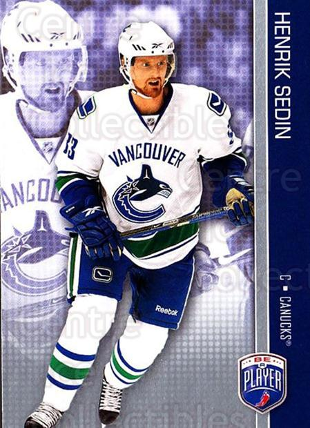 2008-09 Be A Player #172 Henrik Sedin<br/>3 In Stock - $2.00 each - <a href=https://centericecollectibles.foxycart.com/cart?name=2008-09%20Be%20A%20Player%20%23172%20Henrik%20Sedin...&quantity_max=3&price=$2.00&code=514973 class=foxycart> Buy it now! </a>