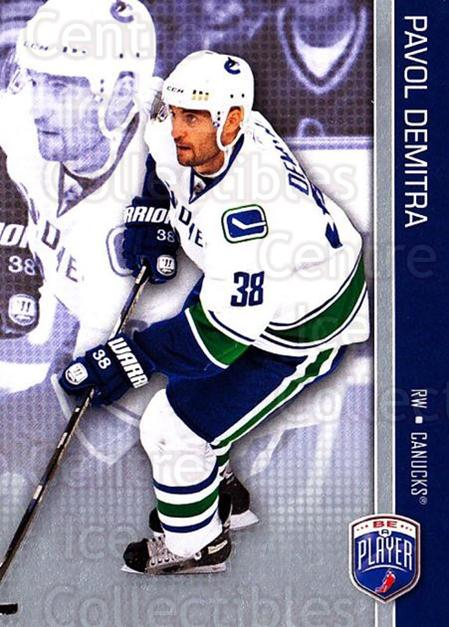 2008-09 Be A Player #173 Pavol Demitra<br/>2 In Stock - $2.00 each - <a href=https://centericecollectibles.foxycart.com/cart?name=2008-09%20Be%20A%20Player%20%23173%20Pavol%20Demitra...&quantity_max=2&price=$2.00&code=514974 class=foxycart> Buy it now! </a>