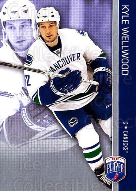 2008-09 Be A Player #174 Kyle Wellwood<br/>3 In Stock - $2.00 each - <a href=https://centericecollectibles.foxycart.com/cart?name=2008-09%20Be%20A%20Player%20%23174%20Kyle%20Wellwood...&quantity_max=3&price=$2.00&code=514975 class=foxycart> Buy it now! </a>