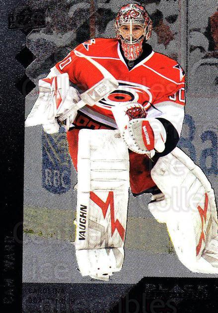 2009-10 Black Diamond #135 Cam Ward<br/>2 In Stock - $2.00 each - <a href=https://centericecollectibles.foxycart.com/cart?name=2009-10%20Black%20Diamond%20%23135%20Cam%20Ward...&price=$2.00&code=516306 class=foxycart> Buy it now! </a>