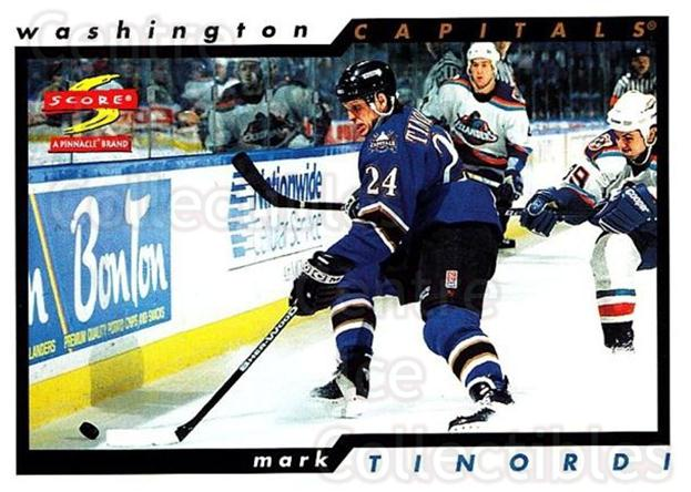 1996-97 Score #11 Mark Tinordi<br/>4 In Stock - $1.00 each - <a href=https://centericecollectibles.foxycart.com/cart?name=1996-97%20Score%20%2311%20Mark%20Tinordi...&quantity_max=4&price=$1.00&code=51638 class=foxycart> Buy it now! </a>