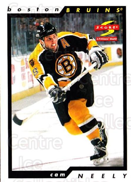 1996-97 Score #111 Cam Neely<br/>2 In Stock - $1.00 each - <a href=https://centericecollectibles.foxycart.com/cart?name=1996-97%20Score%20%23111%20Cam%20Neely...&quantity_max=2&price=$1.00&code=51640 class=foxycart> Buy it now! </a>