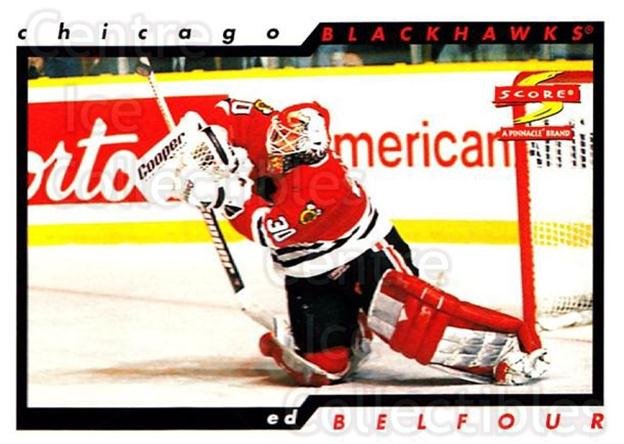 1996-97 Score #123 Ed Belfour<br/>3 In Stock - $1.00 each - <a href=https://centericecollectibles.foxycart.com/cart?name=1996-97%20Score%20%23123%20Ed%20Belfour...&quantity_max=3&price=$1.00&code=51653 class=foxycart> Buy it now! </a>