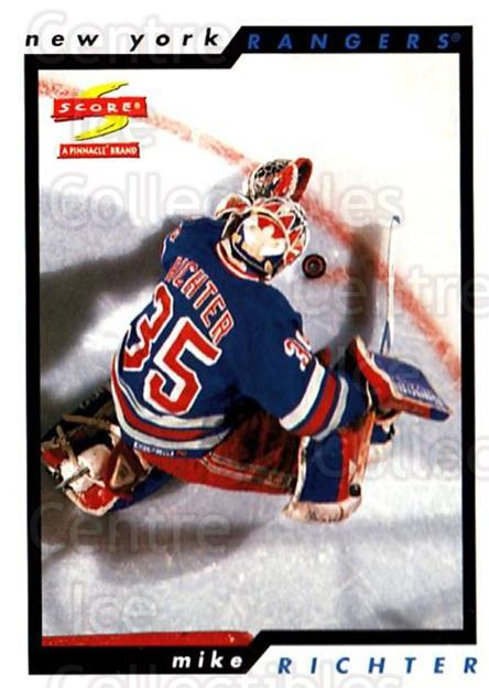 1996-97 Score #150 Mike Richter<br/>5 In Stock - $1.00 each - <a href=https://centericecollectibles.foxycart.com/cart?name=1996-97%20Score%20%23150%20Mike%20Richter...&quantity_max=5&price=$1.00&code=51682 class=foxycart> Buy it now! </a>
