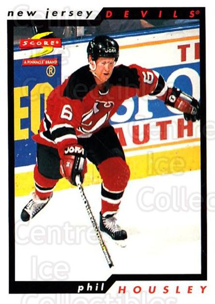1996-97 Score #153 Phil Housley<br/>3 In Stock - $1.00 each - <a href=https://centericecollectibles.foxycart.com/cart?name=1996-97%20Score%20%23153%20Phil%20Housley...&quantity_max=3&price=$1.00&code=51685 class=foxycart> Buy it now! </a>