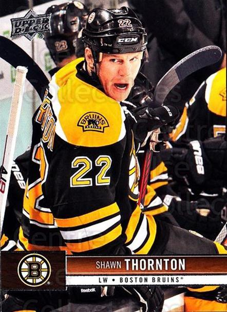 2012-13 Upper Deck #10 Shawn Thornton<br/>9 In Stock - $1.00 each - <a href=https://centericecollectibles.foxycart.com/cart?name=2012-13%20Upper%20Deck%20%2310%20Shawn%20Thornton...&quantity_max=9&price=$1.00&code=518994 class=foxycart> Buy it now! </a>