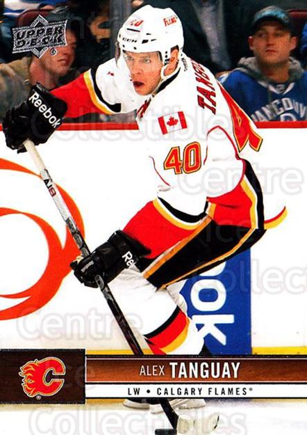 2012-13 Upper Deck #23 Alex Tanguay<br/>8 In Stock - $1.00 each - <a href=https://centericecollectibles.foxycart.com/cart?name=2012-13%20Upper%20Deck%20%2323%20Alex%20Tanguay...&quantity_max=8&price=$1.00&code=519007 class=foxycart> Buy it now! </a>