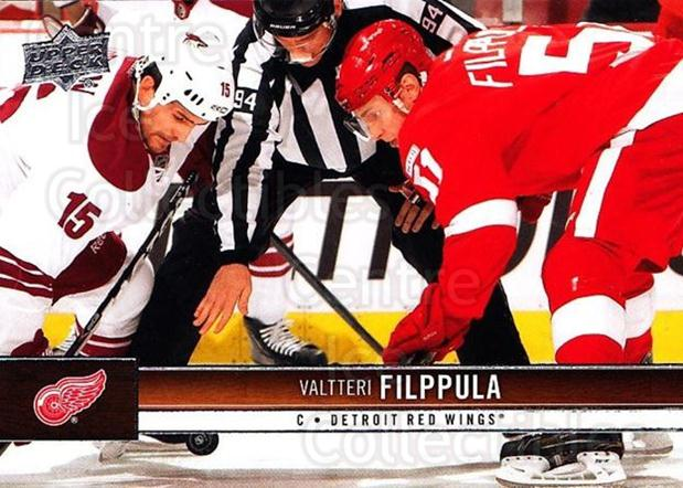 2012-13 Upper Deck #61 Valtteri Filppula<br/>9 In Stock - $1.00 each - <a href=https://centericecollectibles.foxycart.com/cart?name=2012-13%20Upper%20Deck%20%2361%20Valtteri%20Filppu...&quantity_max=9&price=$1.00&code=519045 class=foxycart> Buy it now! </a>