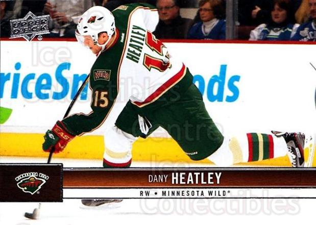 2012-13 Upper Deck #89 Dany Heatley<br/>10 In Stock - $1.00 each - <a href=https://centericecollectibles.foxycart.com/cart?name=2012-13%20Upper%20Deck%20%2389%20Dany%20Heatley...&quantity_max=10&price=$1.00&code=519073 class=foxycart> Buy it now! </a>