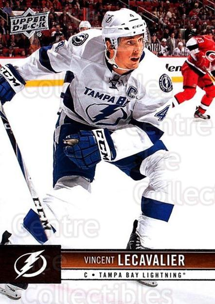 2012-13 Upper Deck #172 Vincent Lecavalier<br/>9 In Stock - $1.00 each - <a href=https://centericecollectibles.foxycart.com/cart?name=2012-13%20Upper%20Deck%20%23172%20Vincent%20Lecaval...&quantity_max=9&price=$1.00&code=519156 class=foxycart> Buy it now! </a>