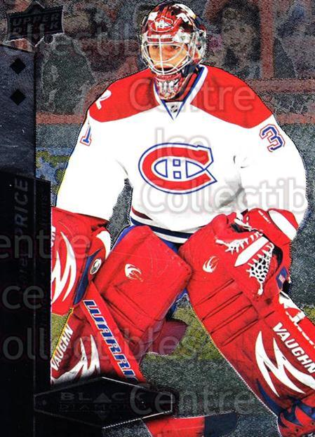 2010-11 Black Diamond #128 Carey Price<br/>2 In Stock - $10.00 each - <a href=https://centericecollectibles.foxycart.com/cart?name=2010-11%20Black%20Diamond%20%23128%20Carey%20Price...&quantity_max=2&price=$10.00&code=519362 class=foxycart> Buy it now! </a>