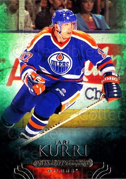 2011-12 Parkhurst Champions #20 Jari Kurri<br/>5 In Stock - $1.00 each - <a href=https://centericecollectibles.foxycart.com/cart?name=2011-12%20Parkhurst%20Champions%20%2320%20Jari%20Kurri...&quantity_max=5&price=$1.00&code=519590 class=foxycart> Buy it now! </a>