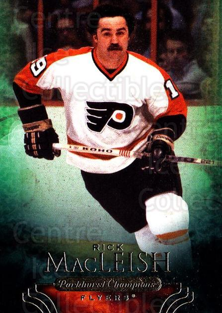 2011-12 Parkhurst Champions #63 Rick MacLeish<br/>7 In Stock - $1.00 each - <a href=https://centericecollectibles.foxycart.com/cart?name=2011-12%20Parkhurst%20Champions%20%2363%20Rick%20MacLeish...&price=$1.00&code=519633 class=foxycart> Buy it now! </a>