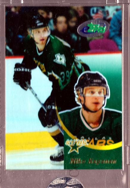 2003-04 Topps E-Topps #6 Niko Kapanen<br/>1 In Stock - $5.00 each - <a href=https://centericecollectibles.foxycart.com/cart?name=2003-04%20Topps%20E-Topps%20%236%20Niko%20Kapanen...&quantity_max=1&price=$5.00&code=519906 class=foxycart> Buy it now! </a>