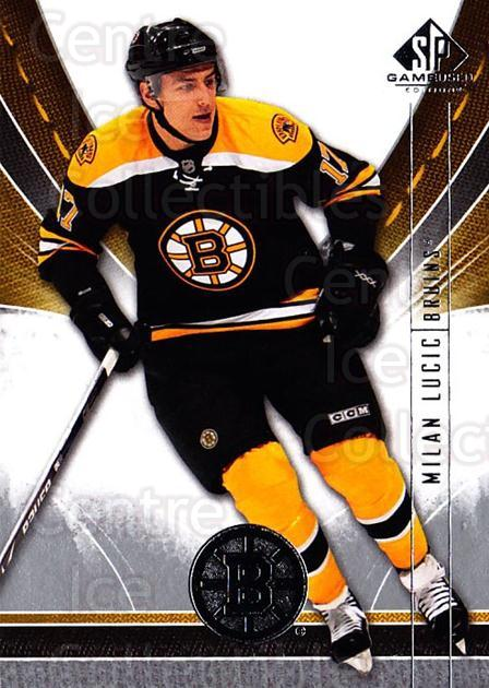 2009-10 Sp Game Used #10 Milan Lucic<br/>2 In Stock - $1.00 each - <a href=https://centericecollectibles.foxycart.com/cart?name=2009-10%20Sp%20Game%20Used%20%2310%20Milan%20Lucic...&quantity_max=2&price=$1.00&code=522139 class=foxycart> Buy it now! </a>