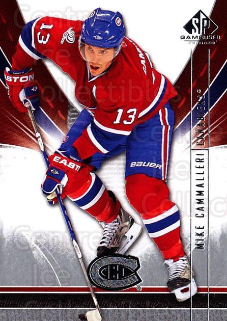 2009-10 Sp Game Used #54 Mike Cammalleri<br/>2 In Stock - $1.00 each - <a href=https://centericecollectibles.foxycart.com/cart?name=2009-10%20Sp%20Game%20Used%20%2354%20Mike%20Cammalleri...&quantity_max=2&price=$1.00&code=522183 class=foxycart> Buy it now! </a>