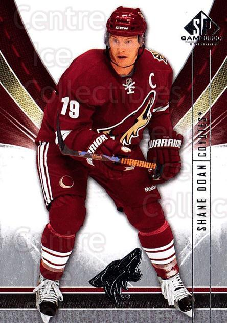 2009-10 Sp Game Used #74 Shane Doan<br/>2 In Stock - $1.00 each - <a href=https://centericecollectibles.foxycart.com/cart?name=2009-10%20Sp%20Game%20Used%20%2374%20Shane%20Doan...&quantity_max=2&price=$1.00&code=522203 class=foxycart> Buy it now! </a>