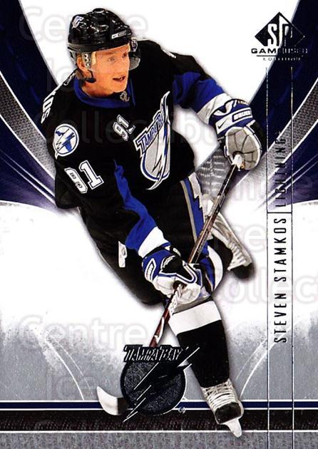 2009-10 Sp Game Used #88 Steven Stamkos<br/>2 In Stock - $2.00 each - <a href=https://centericecollectibles.foxycart.com/cart?name=2009-10%20Sp%20Game%20Used%20%2388%20Steven%20Stamkos...&quantity_max=2&price=$2.00&code=522217 class=foxycart> Buy it now! </a>