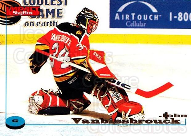 1996-97 SkyBox Impact #50 John Vanbiesbrouck<br/>5 In Stock - $1.00 each - <a href=https://centericecollectibles.foxycart.com/cart?name=1996-97%20SkyBox%20Impact%20%2350%20John%20Vanbiesbro...&quantity_max=5&price=$1.00&code=52238 class=foxycart> Buy it now! </a>