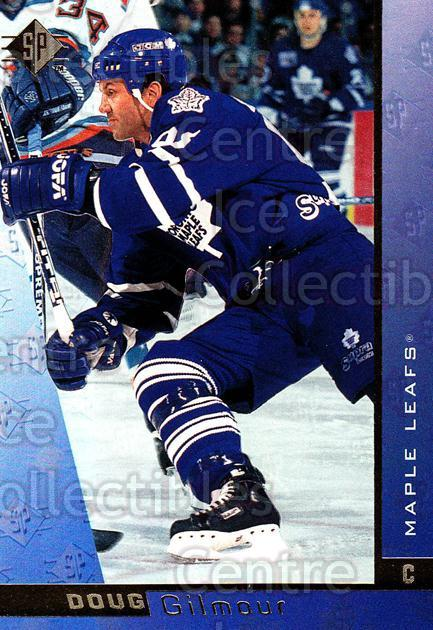 1996-97 SP #152 Doug Gilmour<br/>5 In Stock - $1.00 each - <a href=https://centericecollectibles.foxycart.com/cart?name=1996-97%20SP%20%23152%20Doug%20Gilmour...&quantity_max=5&price=$1.00&code=52350 class=foxycart> Buy it now! </a>
