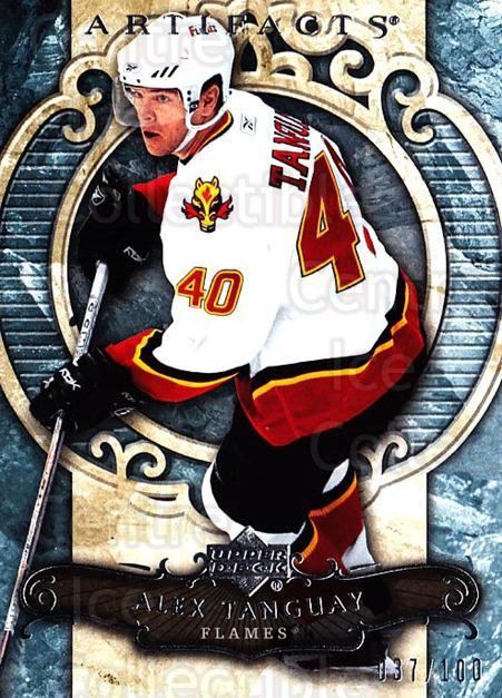 2007-08 UD Artifacts Silver #79 Alex Tanguay<br/>2 In Stock - $5.00 each - <a href=https://centericecollectibles.foxycart.com/cart?name=2007-08%20UD%20Artifacts%20Silver%20%2379%20Alex%20Tanguay...&quantity_max=2&price=$5.00&code=523574 class=foxycart> Buy it now! </a>