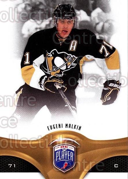 2009-10 Be A Player #73 Evgeni Malkin<br/>1 In Stock - $2.00 each - <a href=https://centericecollectibles.foxycart.com/cart?name=2009-10%20Be%20A%20Player%20%2373%20Evgeni%20Malkin...&price=$2.00&code=529494 class=foxycart> Buy it now! </a>