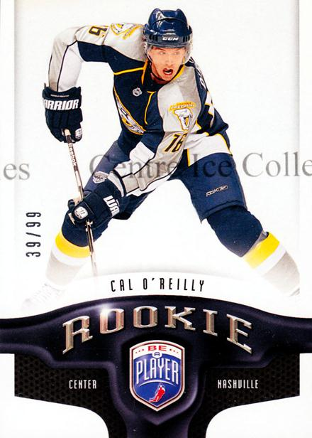 2009-10 Be A Player #212 Cal O'Reilly<br/>1 In Stock - $5.00 each - <a href=https://centericecollectibles.foxycart.com/cart?name=2009-10%20Be%20A%20Player%20%23212%20Cal%20O'Reilly...&price=$5.00&code=529633 class=foxycart> Buy it now! </a>