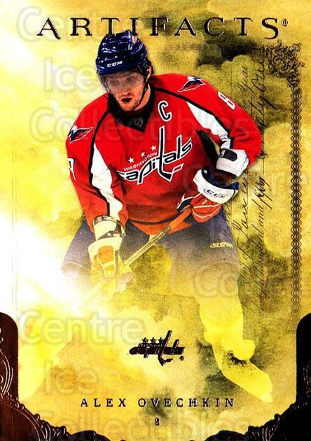 2010-11 UD Artifacts #23 Alexander Ovechkin<br/>1 In Stock - $2.00 each - <a href=https://centericecollectibles.foxycart.com/cart?name=2010-11%20UD%20Artifacts%20%2323%20Alexander%20Ovech...&price=$2.00&code=530354 class=foxycart> Buy it now! </a>