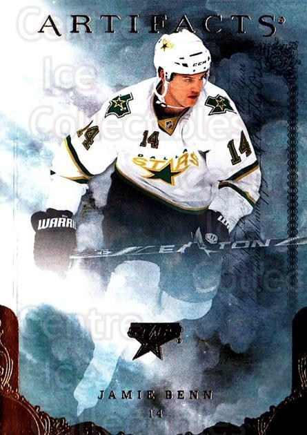 2010-11 UD Artifacts #73 Jamie Benn<br/>1 In Stock - $1.00 each - <a href=https://centericecollectibles.foxycart.com/cart?name=2010-11%20UD%20Artifacts%20%2373%20Jamie%20Benn...&quantity_max=1&price=$1.00&code=530404 class=foxycart> Buy it now! </a>