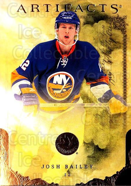 2010-11 UD Artifacts #94 Josh Bailey<br/>1 In Stock - $1.00 each - <a href=https://centericecollectibles.foxycart.com/cart?name=2010-11%20UD%20Artifacts%20%2394%20Josh%20Bailey...&quantity_max=1&price=$1.00&code=530425 class=foxycart> Buy it now! </a>