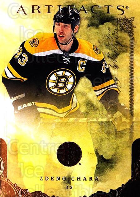 2010-11 UD Artifacts #97 Zdeno Chara<br/>1 In Stock - $1.00 each - <a href=https://centericecollectibles.foxycart.com/cart?name=2010-11%20UD%20Artifacts%20%2397%20Zdeno%20Chara...&quantity_max=1&price=$1.00&code=530428 class=foxycart> Buy it now! </a>