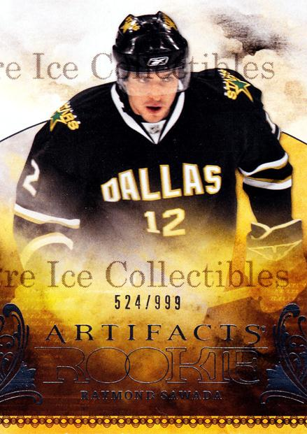 2010-11 UD Artifacts #116 Raymond Sawada<br/>3 In Stock - $5.00 each - <a href=https://centericecollectibles.foxycart.com/cart?name=2010-11%20UD%20Artifacts%20%23116%20Raymond%20Sawada...&quantity_max=3&price=$5.00&code=530447 class=foxycart> Buy it now! </a>