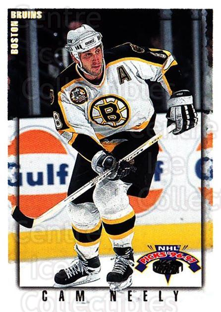 1996-97 Topps Picks #137 Cam Neely<br/>4 In Stock - $1.00 each - <a href=https://centericecollectibles.foxycart.com/cart?name=1996-97%20Topps%20Picks%20%23137%20Cam%20Neely...&quantity_max=4&price=$1.00&code=53516 class=foxycart> Buy it now! </a>