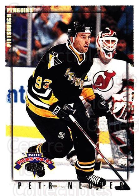 1996-97 Topps Picks #37 Petr Nedved<br/>3 In Stock - $1.00 each - <a href=https://centericecollectibles.foxycart.com/cart?name=1996-97%20Topps%20Picks%20%2337%20Petr%20Nedved...&quantity_max=3&price=$1.00&code=53548 class=foxycart> Buy it now! </a>