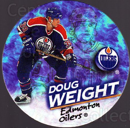 1995-96 Canada Games NHL POGS #105 Doug Weight<br/>1 In Stock - $1.00 each - <a href=https://centericecollectibles.foxycart.com/cart?name=1995-96%20Canada%20Games%20NHL%20POGS%20%23105%20Doug%20Weight...&quantity_max=1&price=$1.00&code=535571 class=foxycart> Buy it now! </a>