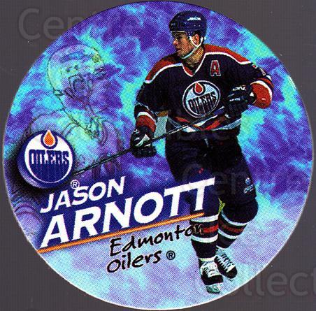 1995-96 Canada Games NHL POGS #106 Jason Arnott<br/>1 In Stock - $1.00 each - <a href=https://centericecollectibles.foxycart.com/cart?name=1995-96%20Canada%20Games%20NHL%20POGS%20%23106%20Jason%20Arnott...&quantity_max=1&price=$1.00&code=535572 class=foxycart> Buy it now! </a>