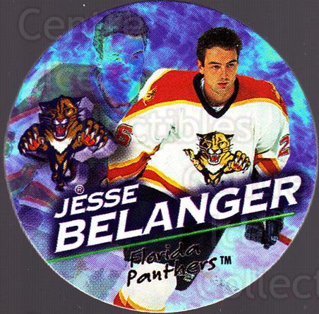 1995-96 Canada Games NHL POGS #114 Jesse Belanger<br/>3 In Stock - $1.00 each - <a href=https://centericecollectibles.foxycart.com/cart?name=1995-96%20Canada%20Games%20NHL%20POGS%20%23114%20Jesse%20Belanger...&quantity_max=3&price=$1.00&code=535580 class=foxycart> Buy it now! </a>