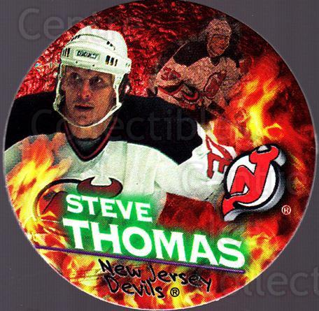 1995-96 Canada Games NHL POGS #158 Steve Thomas<br/>5 In Stock - $1.00 each - <a href=https://centericecollectibles.foxycart.com/cart?name=1995-96%20Canada%20Games%20NHL%20POGS%20%23158%20Steve%20Thomas...&quantity_max=5&price=$1.00&code=535624 class=foxycart> Buy it now! </a>